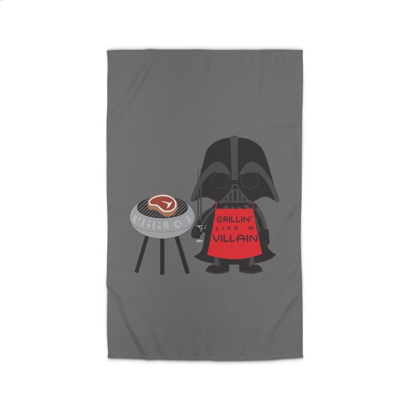 Death Star BBQ Home Rug by LLUMA Creative Design