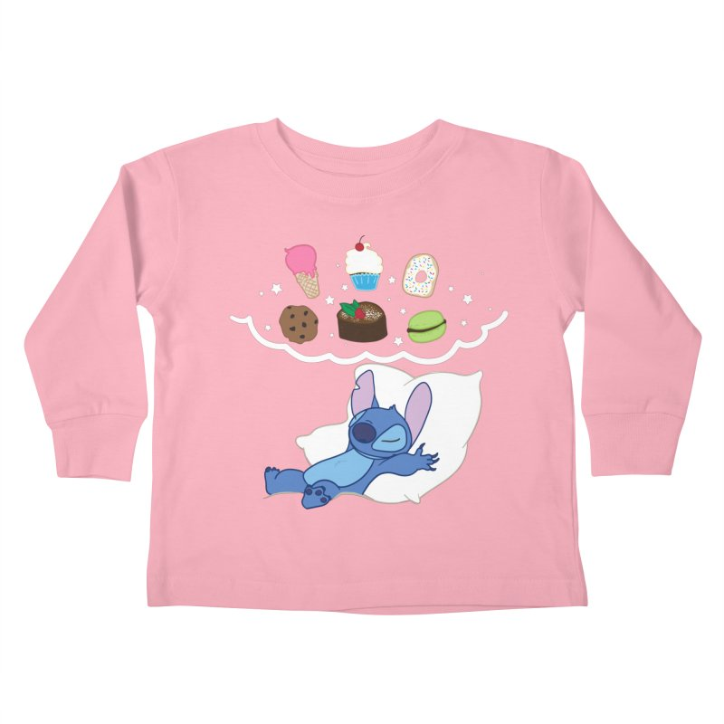 We Need Desserts!  Kids Toddler Longsleeve T-Shirt by LLUMA Design