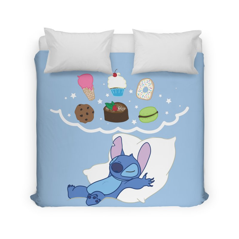 We Need Desserts!  Home Duvet by LLUMA Design