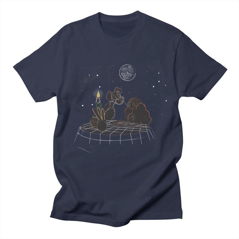 Spaghetti For Two Women's Unisex T-Shirt by LLUMA Design
