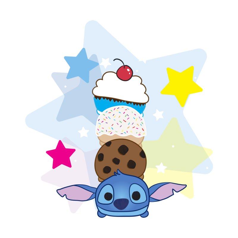 Stitch Dessert Stack! by LLUMA Design