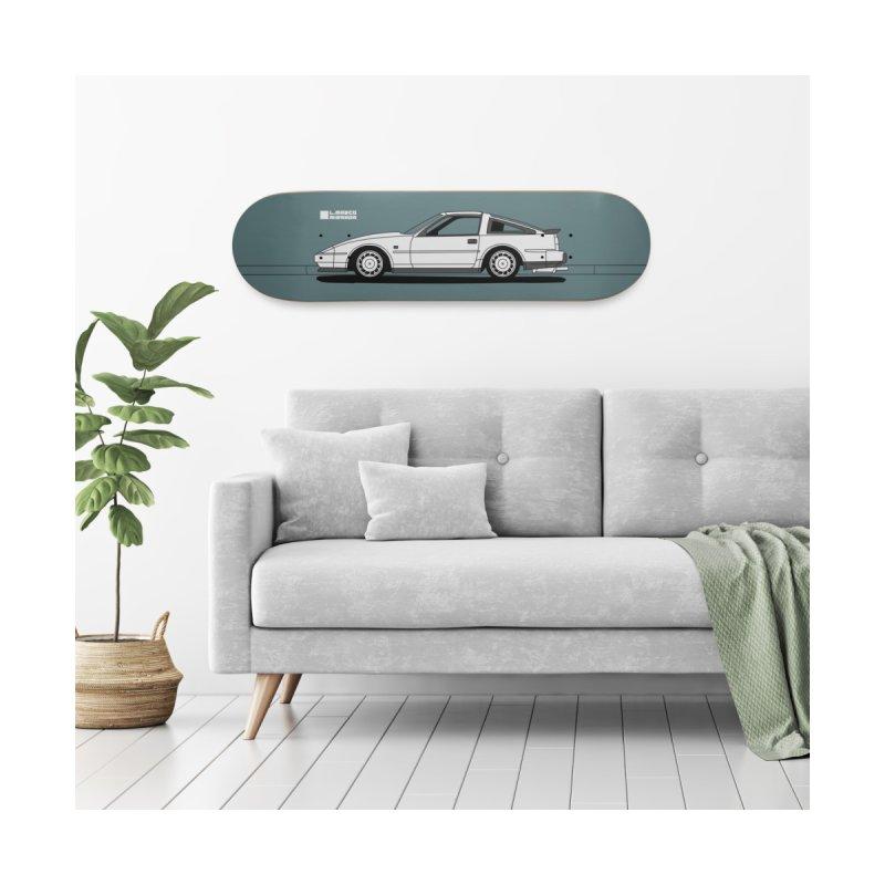 Z31 - Datsun SERIES Accessories Skateboard by LMARCOMIRANDA SHOP
