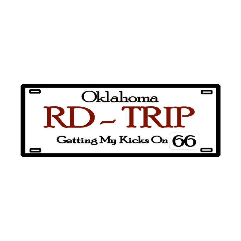 Oklahoma Route 66 by localozarkian's Artist Shop