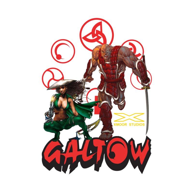 Galtow Men's Tank by Lockett Down's Artist Shop