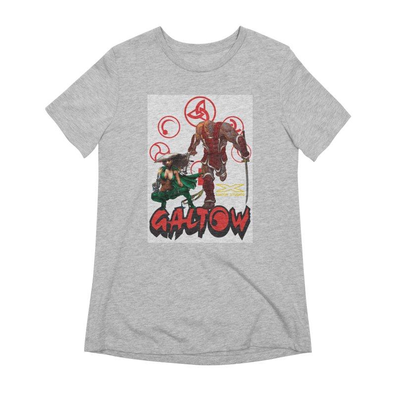 Galtow Women's Extra Soft T-Shirt by Lockett Down's Artist Shop