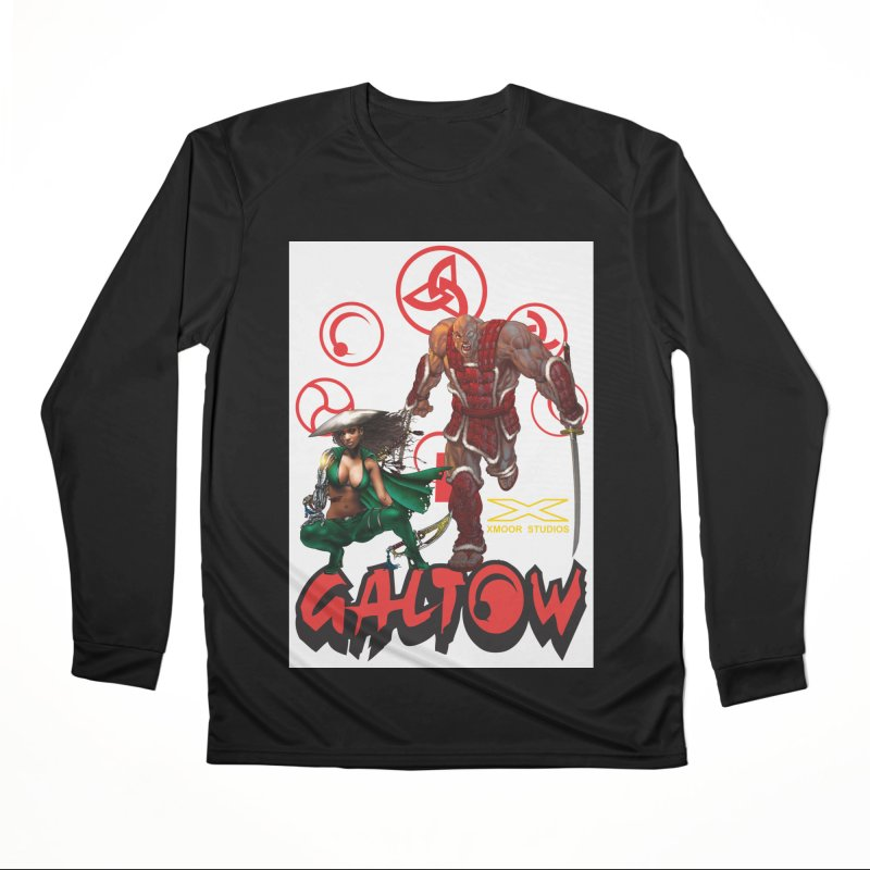 Galtow Women's Performance Unisex Longsleeve T-Shirt by Lockett Down's Artist Shop