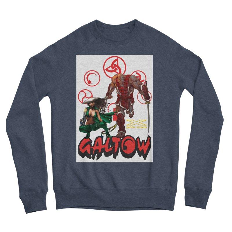 Galtow Women's Sponge Fleece Sweatshirt by Lockett Down's Artist Shop