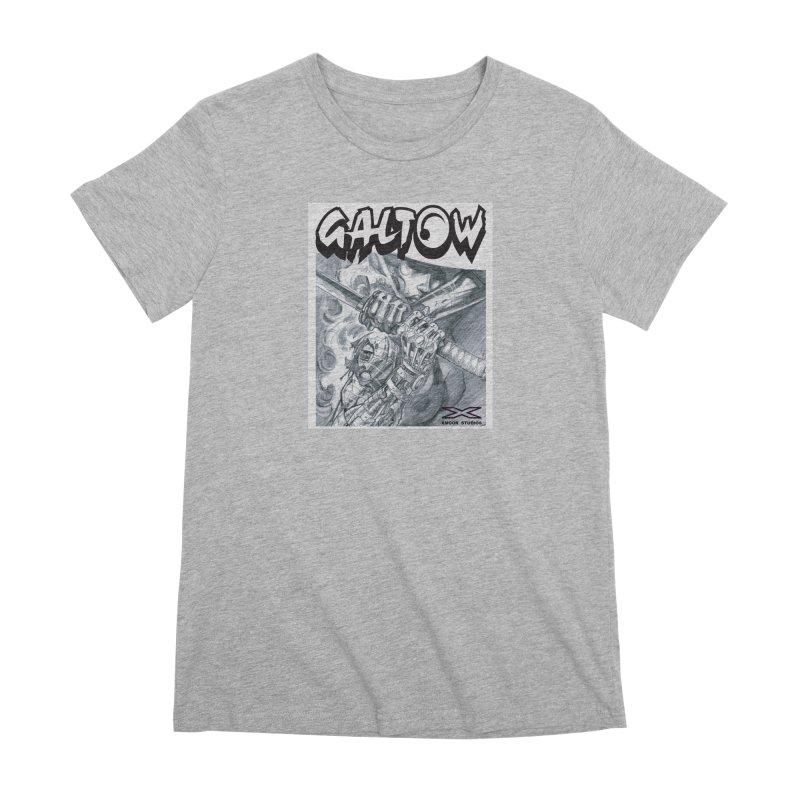 Jiya Women's Premium T-Shirt by Lockett Down's Artist Shop