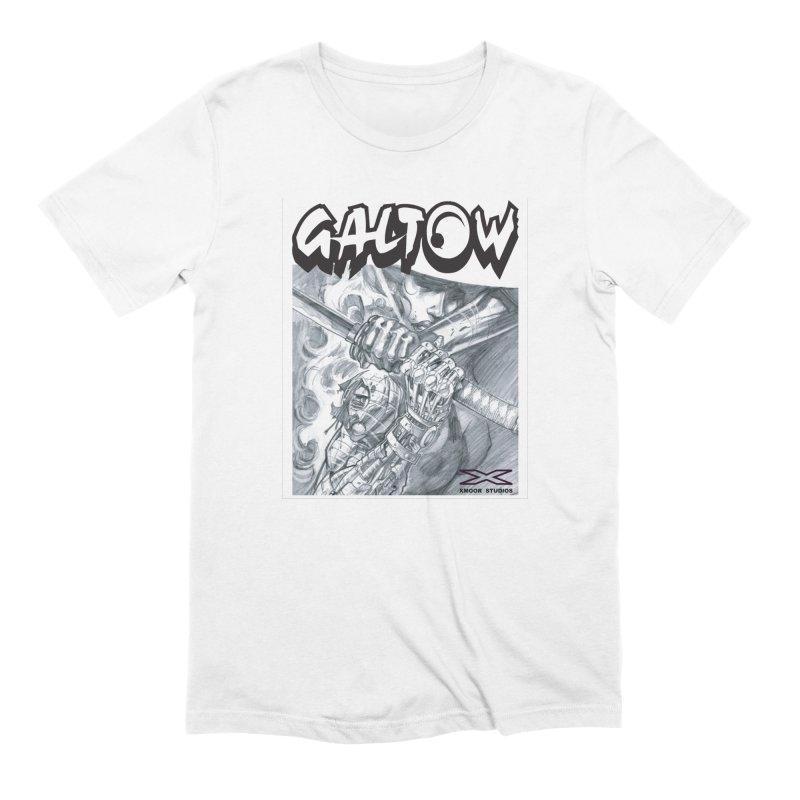 Jiya Men's Extra Soft T-Shirt by Lockett Down's Artist Shop