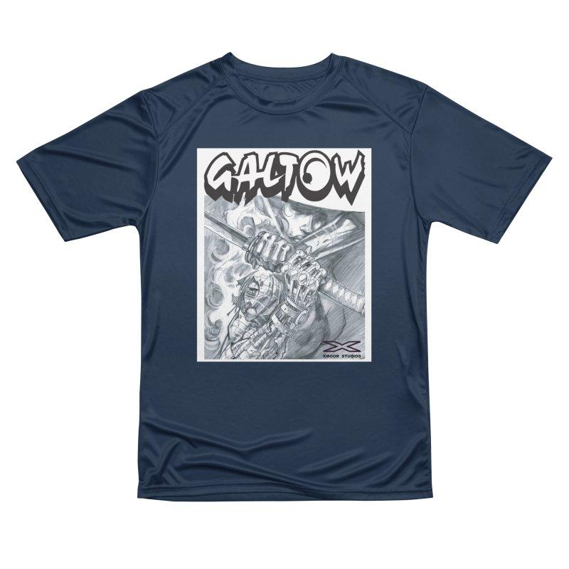 Jiya Men's Performance T-Shirt by Lockett Down's Artist Shop