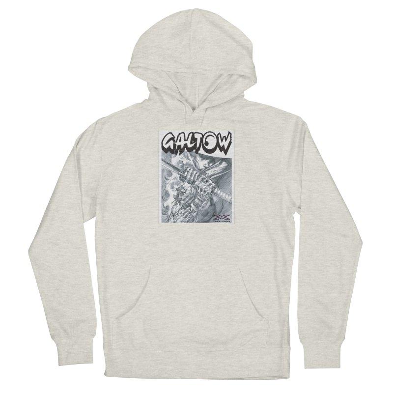 Jiya Men's French Terry Pullover Hoody by Lockett Down's Artist Shop