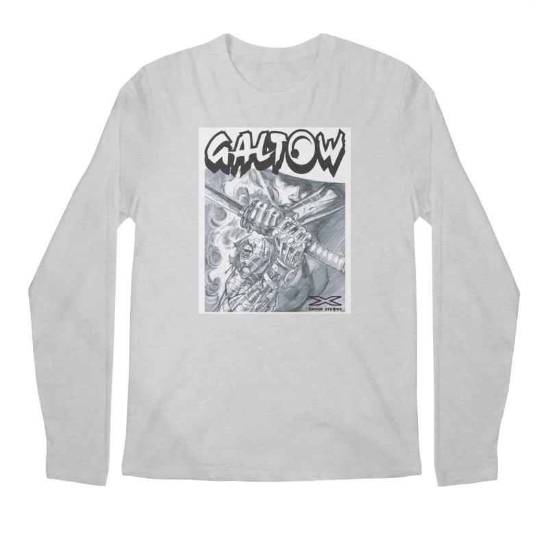 Jiya Men's Regular Longsleeve T-Shirt by Lockett Down's Artist Shop