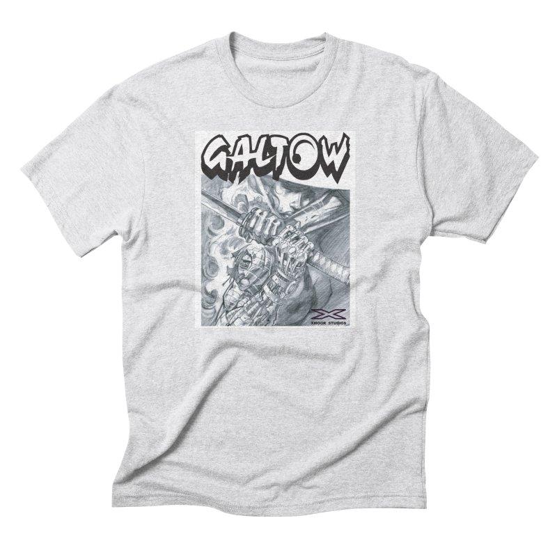 Jiya Men's Triblend T-Shirt by Lockett Down's Artist Shop