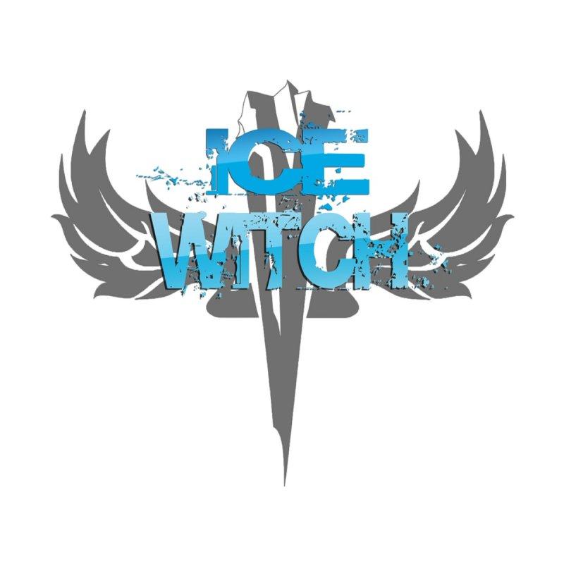 Ice Witch Tattoo Men's Longsleeve T-Shirt by Lockett Down's Artist Shop