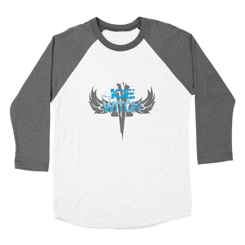 Ice Witch Tattoo Women's Longsleeve T-Shirt by Lockett Down's Artist Shop