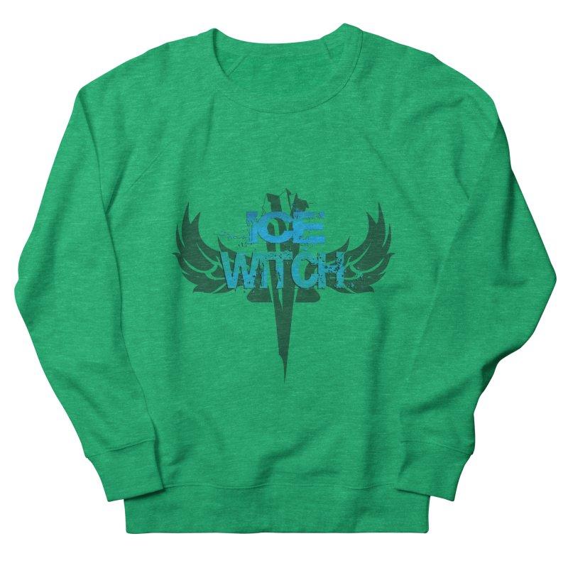 Ice Witch Tattoo Women's Sweatshirt by Lockett Down's Artist Shop