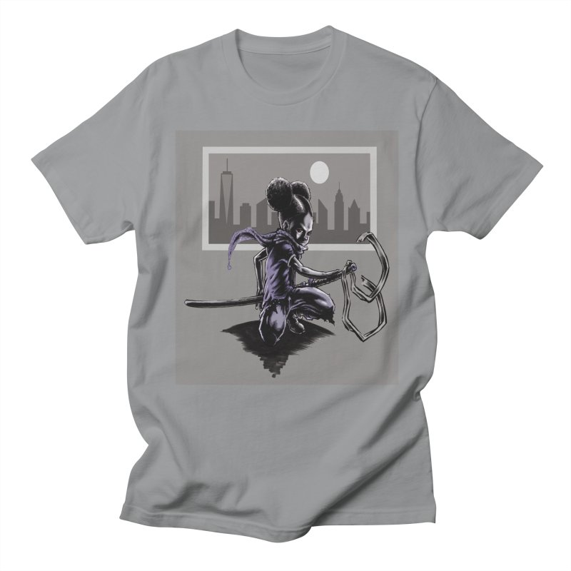 EV City Men's T-shirt by Lockett Down's Artist Shop