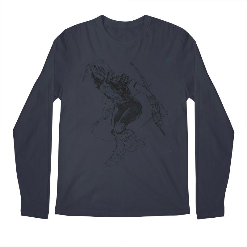Chenoa  Men's Longsleeve T-Shirt by Lockett Down's Artist Shop