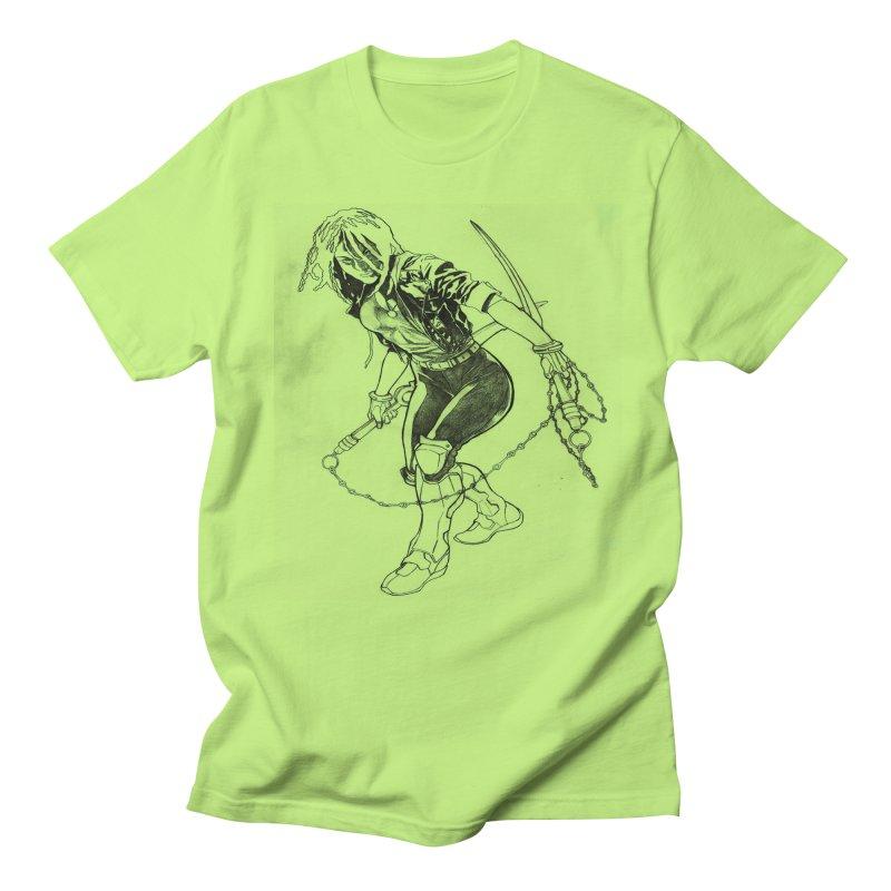 Chenoa  Men's T-shirt by Lockett Down's Artist Shop