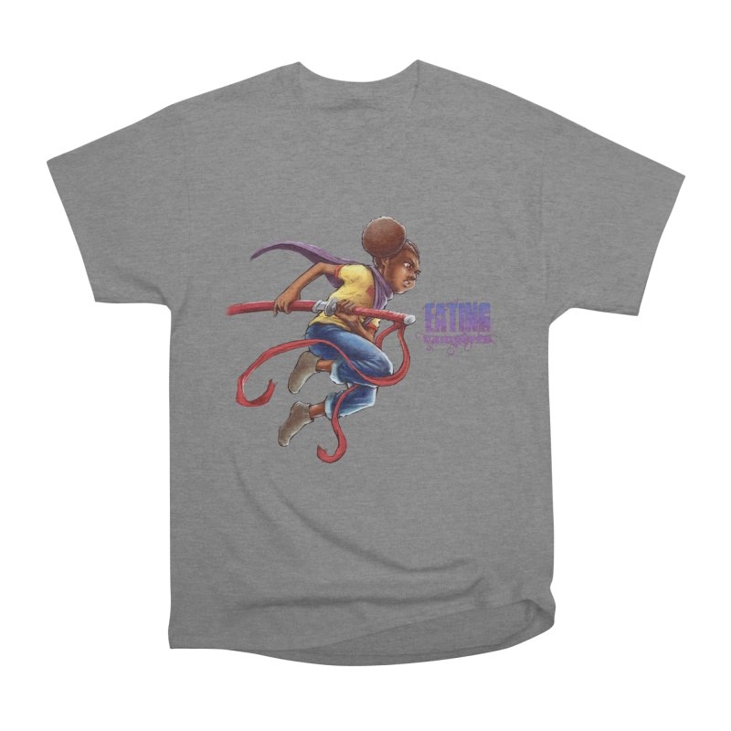 Spring to Action Women's Heavyweight Unisex T-Shirt by Lockett Down's Artist Shop