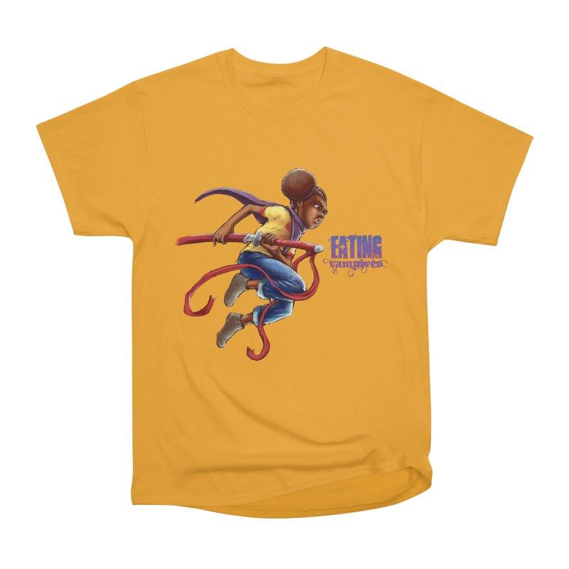 Spring to Action Women's Heavyweight Unisex T-Shirt by Lockett Down's Artist Shop
