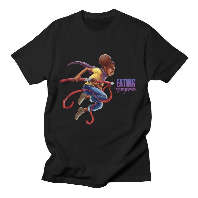 Spring to Action Men's Regular T-Shirt by Lockett Down's Artist Shop