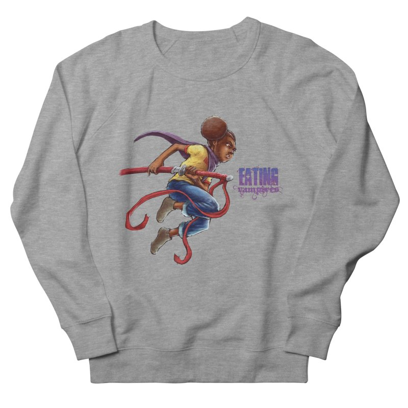 Spring to Action Women's French Terry Sweatshirt by Lockett Down's Artist Shop