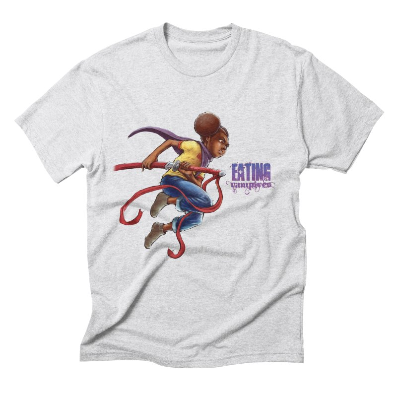 Spring to Action Men's Triblend T-Shirt by Lockett Down's Artist Shop
