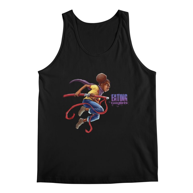Spring to Action Men's Regular Tank by Lockett Down's Artist Shop
