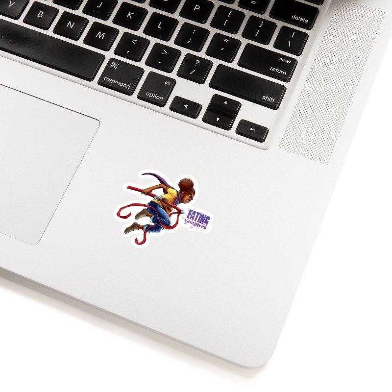 Spring to Action Accessories Sticker by Lockett Down's Artist Shop