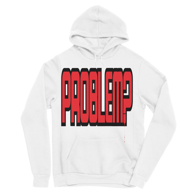 EV Problem? 2 Women's Sponge Fleece Pullover Hoody by Lockett Down's Artist Shop