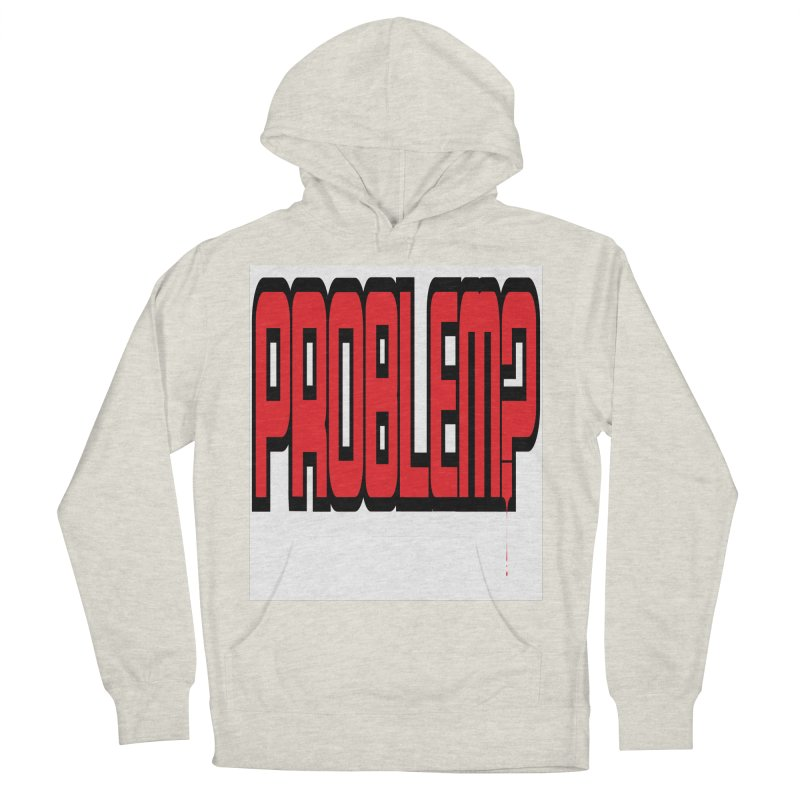 EV Problem? 2 Women's French Terry Pullover Hoody by Lockett Down's Artist Shop