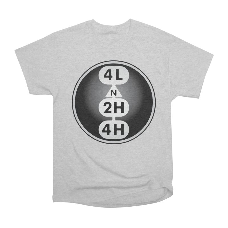 Shift Pattern Gradation Men's T-Shirt by lockinghub's Artist Shop