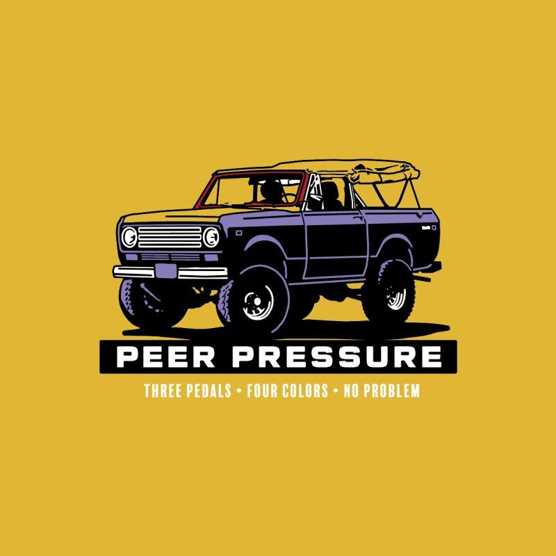 Peer Pressure Men's T-Shirt by lockinghub's Artist Shop