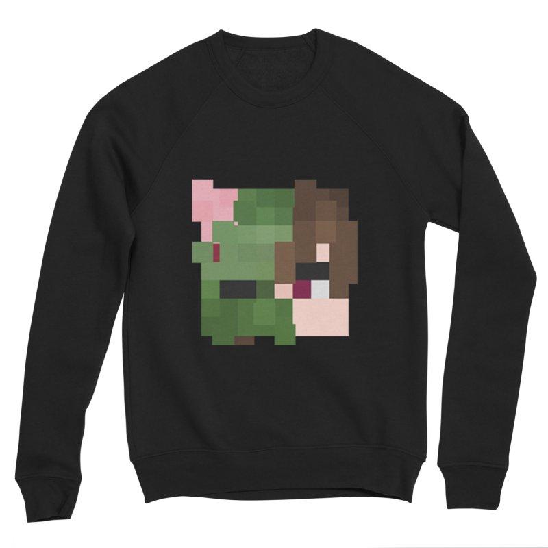 Logo Line Women's Sponge Fleece Sweatshirt by Lockyz Group