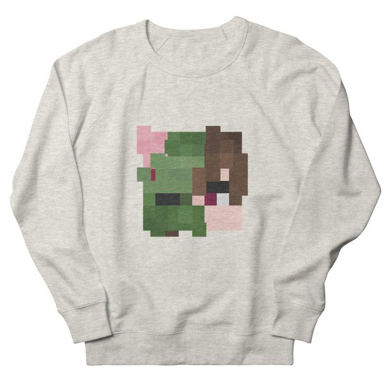 Logo Line Women's French Terry Sweatshirt by Lockyz Group