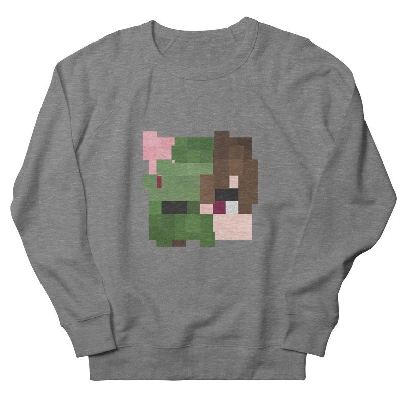 Logo Line Men's Sweatshirt by Lockyz Group