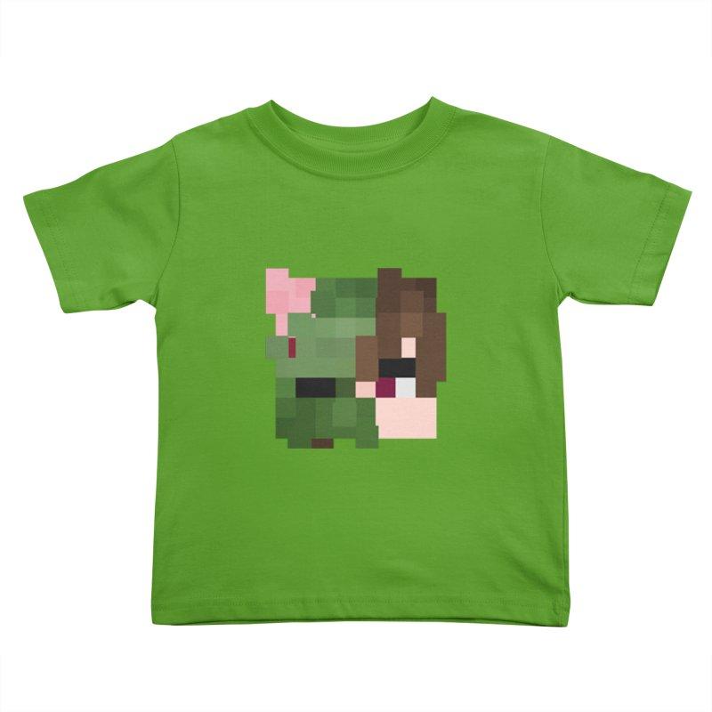 Logo Line Kids Toddler T-Shirt by Lockyz Group
