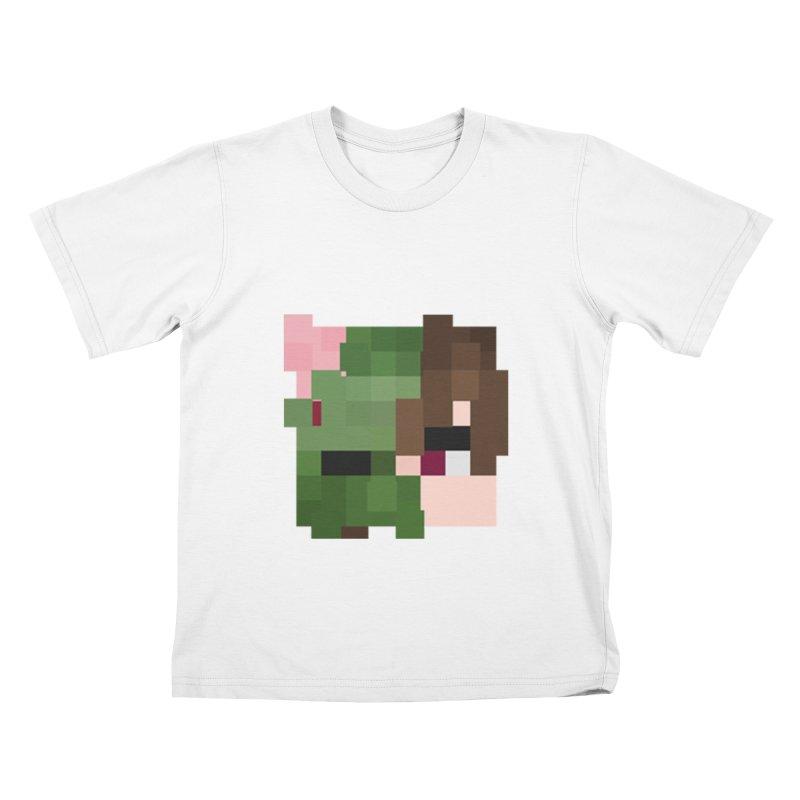 Logo Line Kids T-Shirt by Lockyz Group