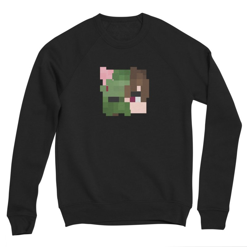 Eat Sleep Game Repeat Line Women's Sponge Fleece Sweatshirt by Lockyz Group