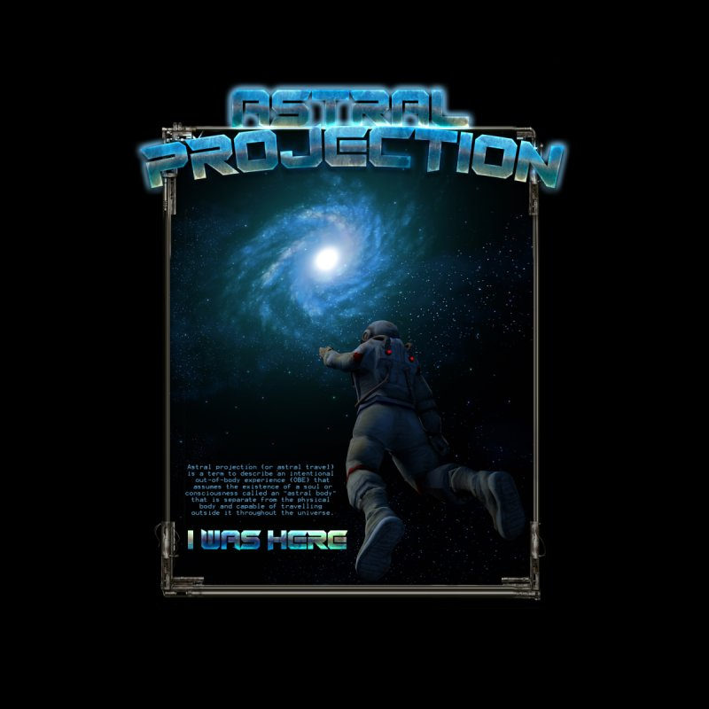 """The Spirit Armory """"Astral Projection"""" by Official Loc Saint Music Merch"""