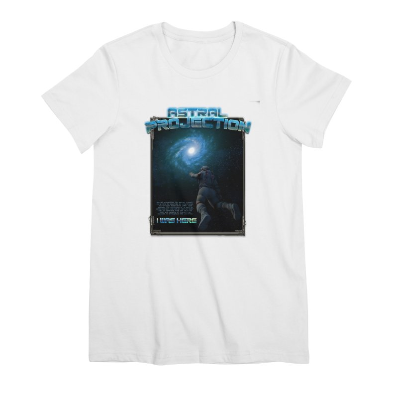 "The Spirit Armory ""Astral Projection"" Women's Premium T-Shirt by Official Loc Saint Music Merch"