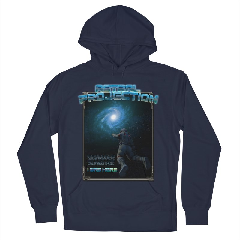 """The Spirit Armory """"Astral Projection"""" Women's French Terry Pullover Hoody by Official Loc Saint Music Merch"""