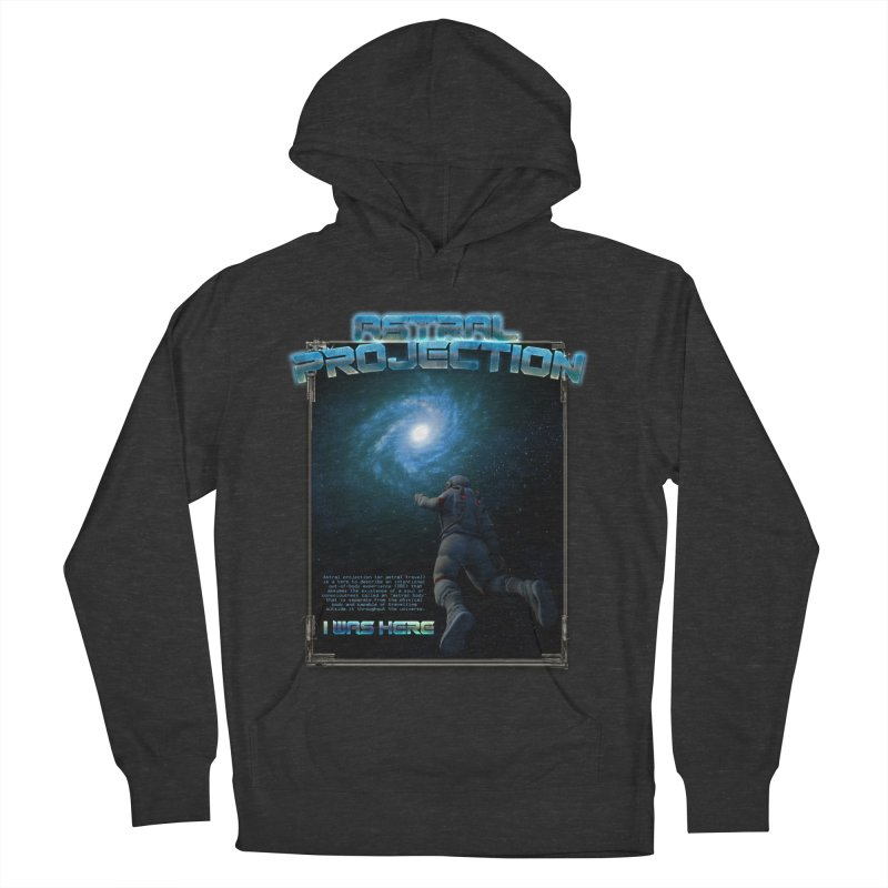 """The Spirit Armory """"Astral Projection"""" Men's French Terry Pullover Hoody by Official Loc Saint Music Merch"""