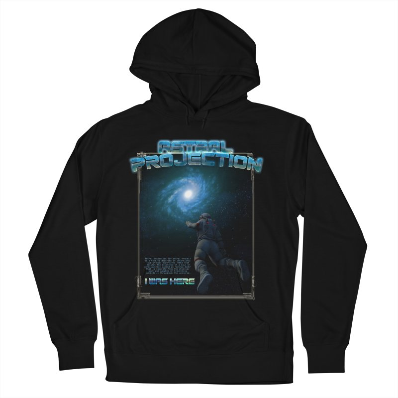 "The Spirit Armory ""Astral Projection"" Men's French Terry Pullover Hoody by Official Loc Saint Music Merch"