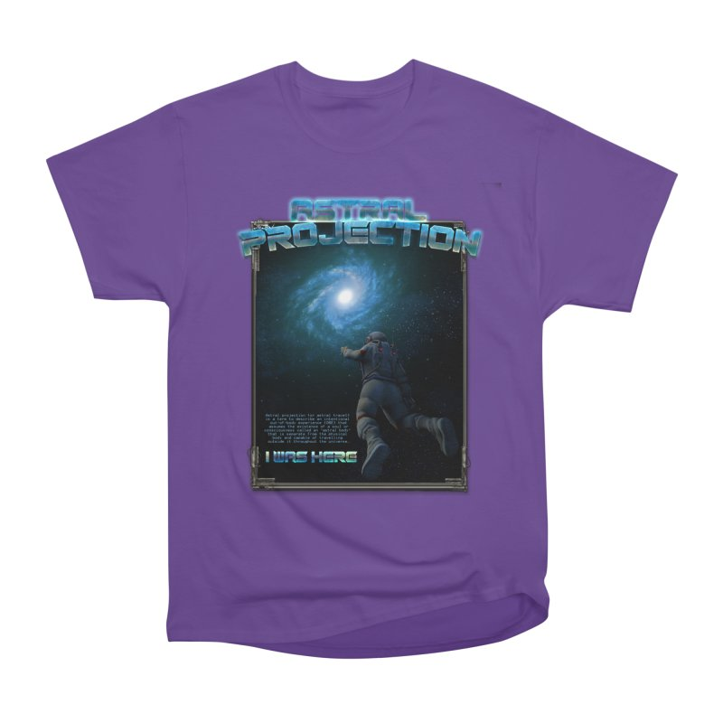 "The Spirit Armory ""Astral Projection"" Women's Heavyweight Unisex T-Shirt by Official Loc Saint Music Merch"