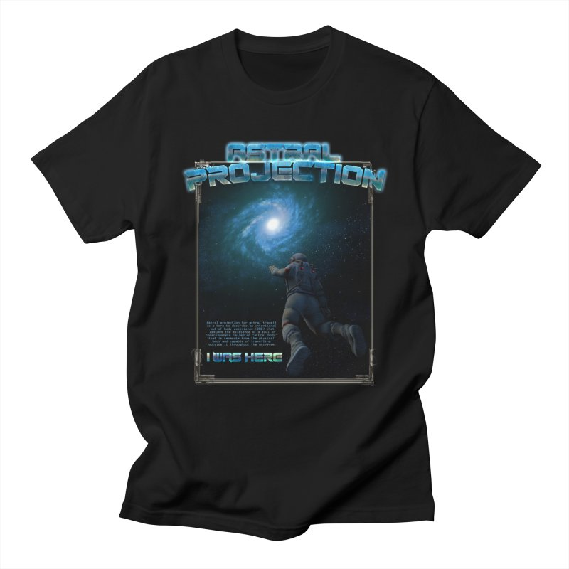 """The Spirit Armory """"Astral Projection"""" Men's Regular T-Shirt by Official Loc Saint Music Merch"""