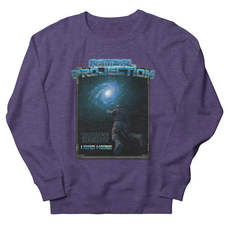 "The Spirit Armory ""Astral Projection"" Men's French Terry Sweatshirt by Official Loc Saint Music Merch"