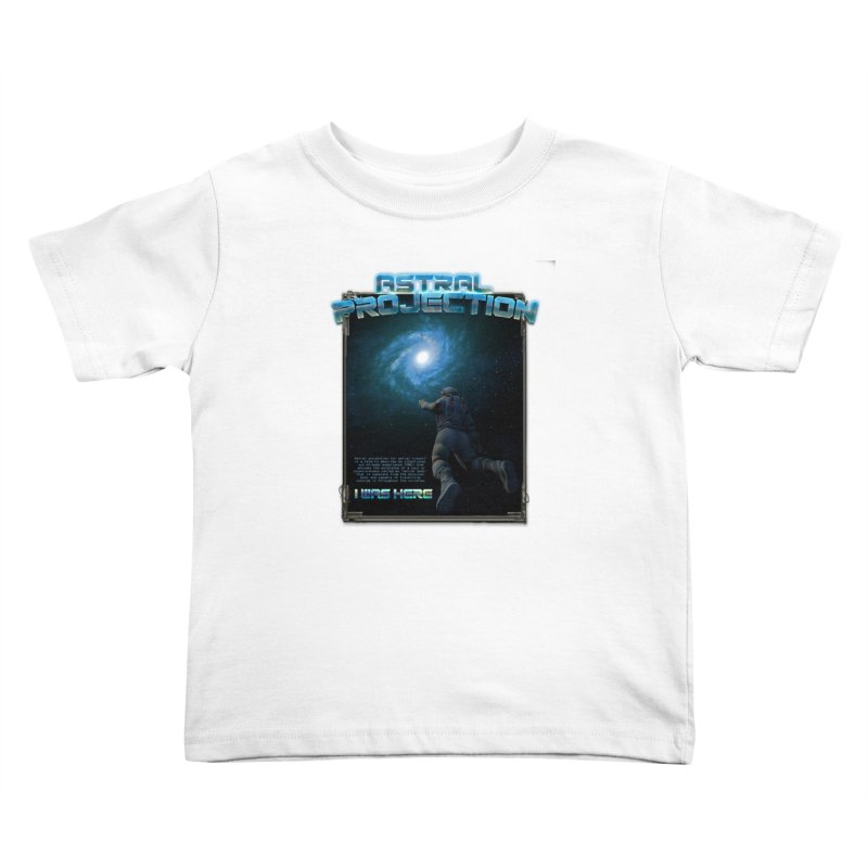 """The Spirit Armory """"Astral Projection"""" Kids Toddler T-Shirt by Official Loc Saint Music Merch"""