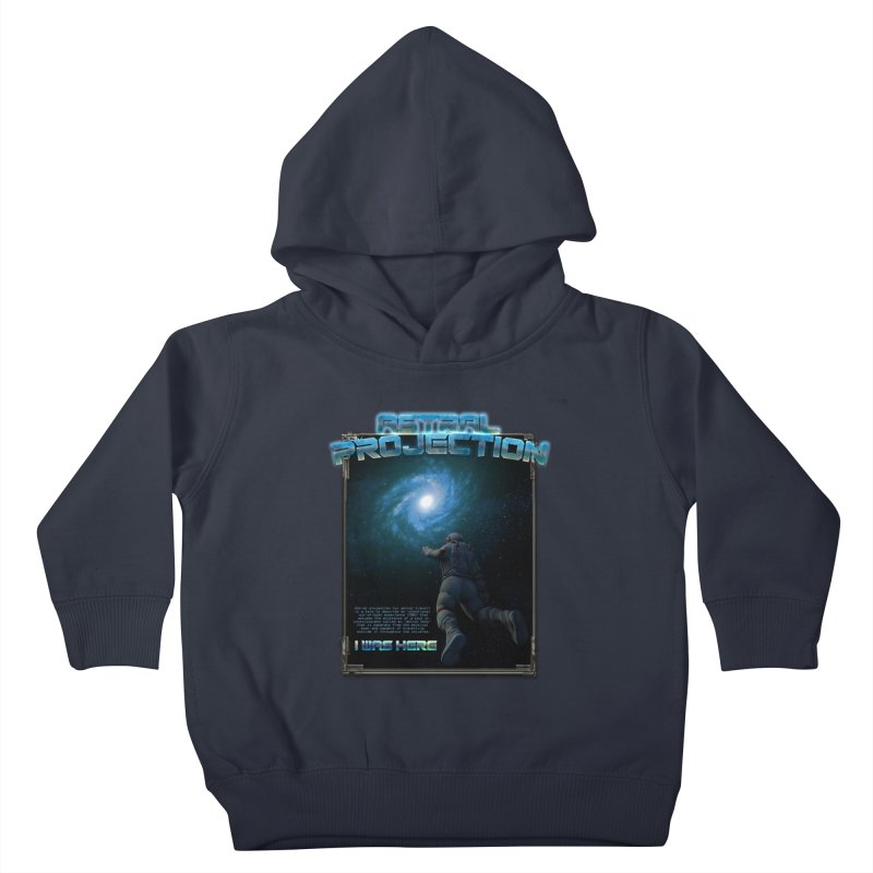 "The Spirit Armory ""Astral Projection"" Kids Toddler Pullover Hoody by Official Loc Saint Music Merch"